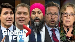 Canada Election: Latest Ipsos Poll Sees Trudeau Move Ahead Of Scheer As Voters' Choice For Pm