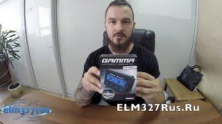 Бортовой компьютер Gamma GF 212T