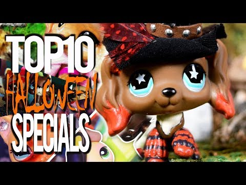 TOP 10 LPS Halloween Specials!