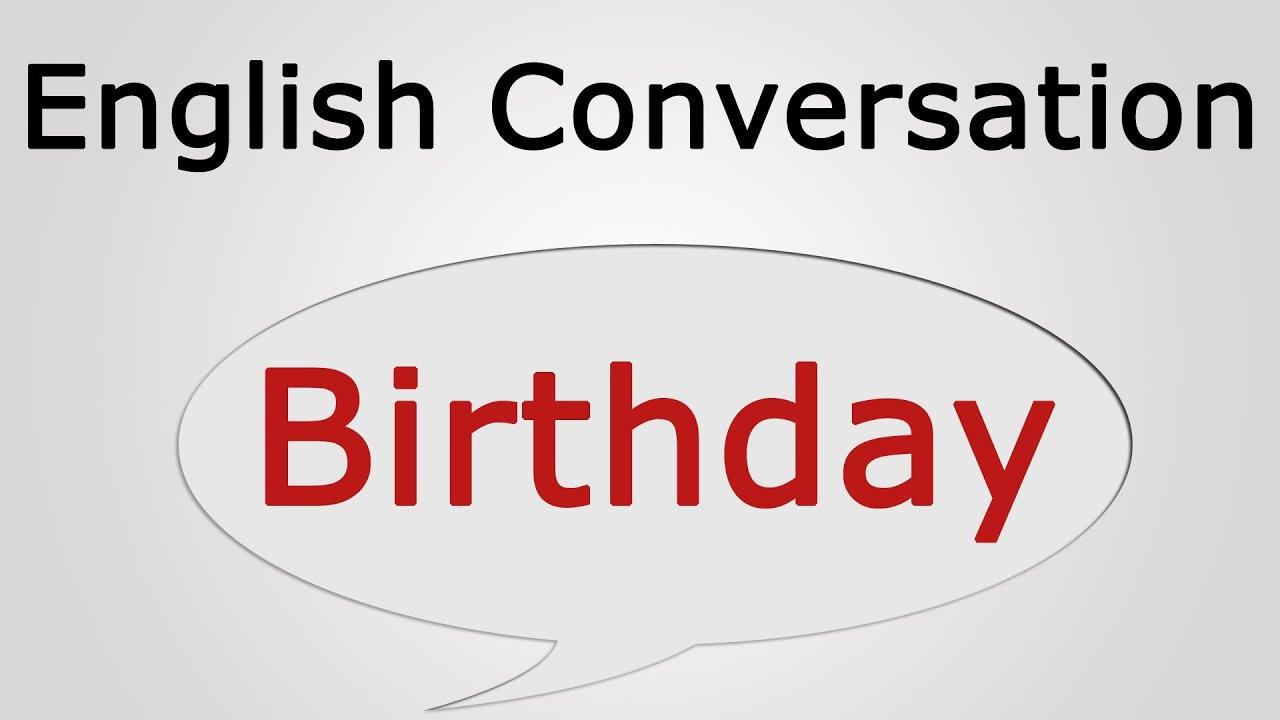 birthday party invitation conversation Cogimbous