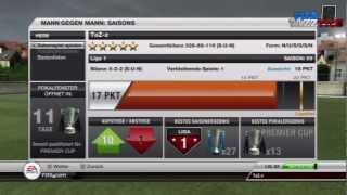 FIFA 12 | Road To Championship (10) | Liga 1 Gameplay | Deutschland - AC Milan | FIFAtazztics