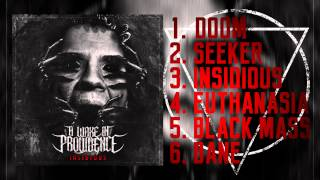 A Wake In Providence - Insidious Official FULL EP stream