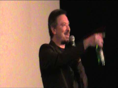 Alan Wilder tells about Recoil in Empire Cinema 2012