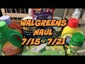 WALGREENS HAUL VIDEO 7/15 - 7/21 | 11 ITEMS FOR $5.99!