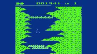 Favourite ATARI Games: Salmon Run