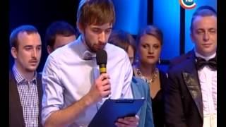 КВН 2013 Первая Лига - Биатлон Лучшие шутки))