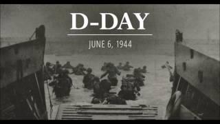 D-Day - First radio bulletin on NBC