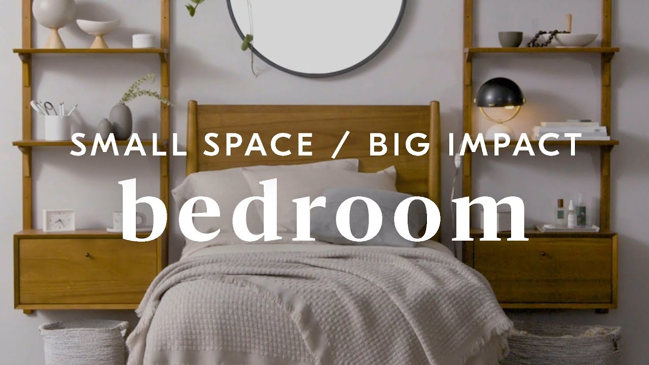 Make The Most Of Your Small Bedroom