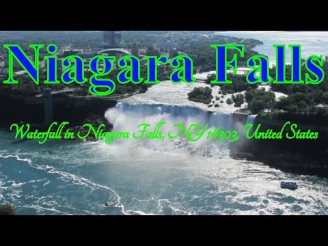 Visiting Niagara Falls, Waterfall in Niagara Falls, NY 14303, United States - best waterfall