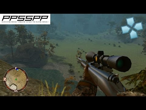 Cabela's North American Adventures - PSP Gameplay (PPSSPP) 1080p