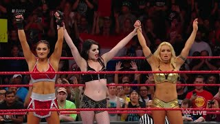 WWE Wal3ooha: النجمة بايج تعود إلى عرض راو