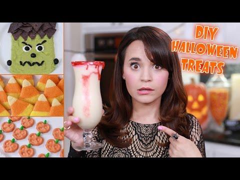 Generate DIY Halloween Treats Pictures