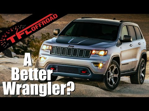 2019 Grand Cherokee Trailhawk: Can the Most Expensive Trailhawk Tackle Snowy Moab? (Part 3 of 3)
