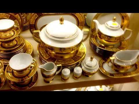 Фарфор от которого сносит крышу/German And Czech Porcelain