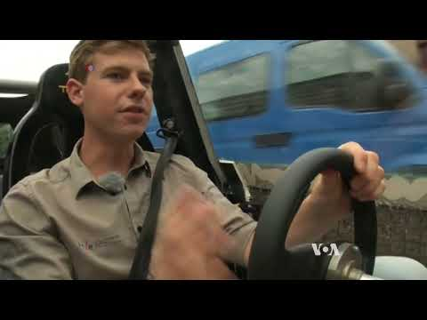 World's First Biodegradable Car Designed