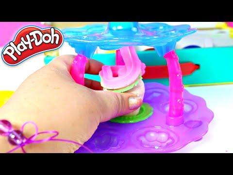 "VIDEOS DE  PLASTILINA PLAY DOH EN ESPAÑOL ""JUGUETES"" Mundo de Juguetes"