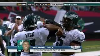 Eagles vs Falcons 2009 Week 13