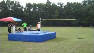 Rekod Lompat Tinggi Lelaki B18 Olahraga MSSD Tampin.