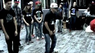 Berserk vs Kolya |rnd 3| - Scream Battle | Dance Center Myway