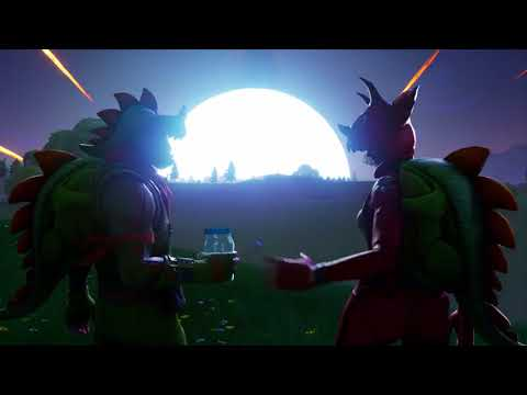 Fortnite Season 4 Trailer ufficial EPIC GAMES