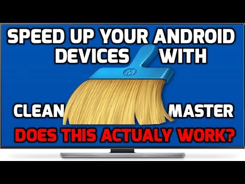 Speed Up Your Phone, Firestick, Nvidia Shield, Android Box With CleanMaster- Does This Work?