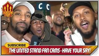 THE REAL MAN UTD! Tottenham 0-1 Manchester United FanCam