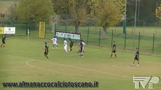 Serie D Girone E Tuttocuoio-S.Donato Tavarnelle 1-1
