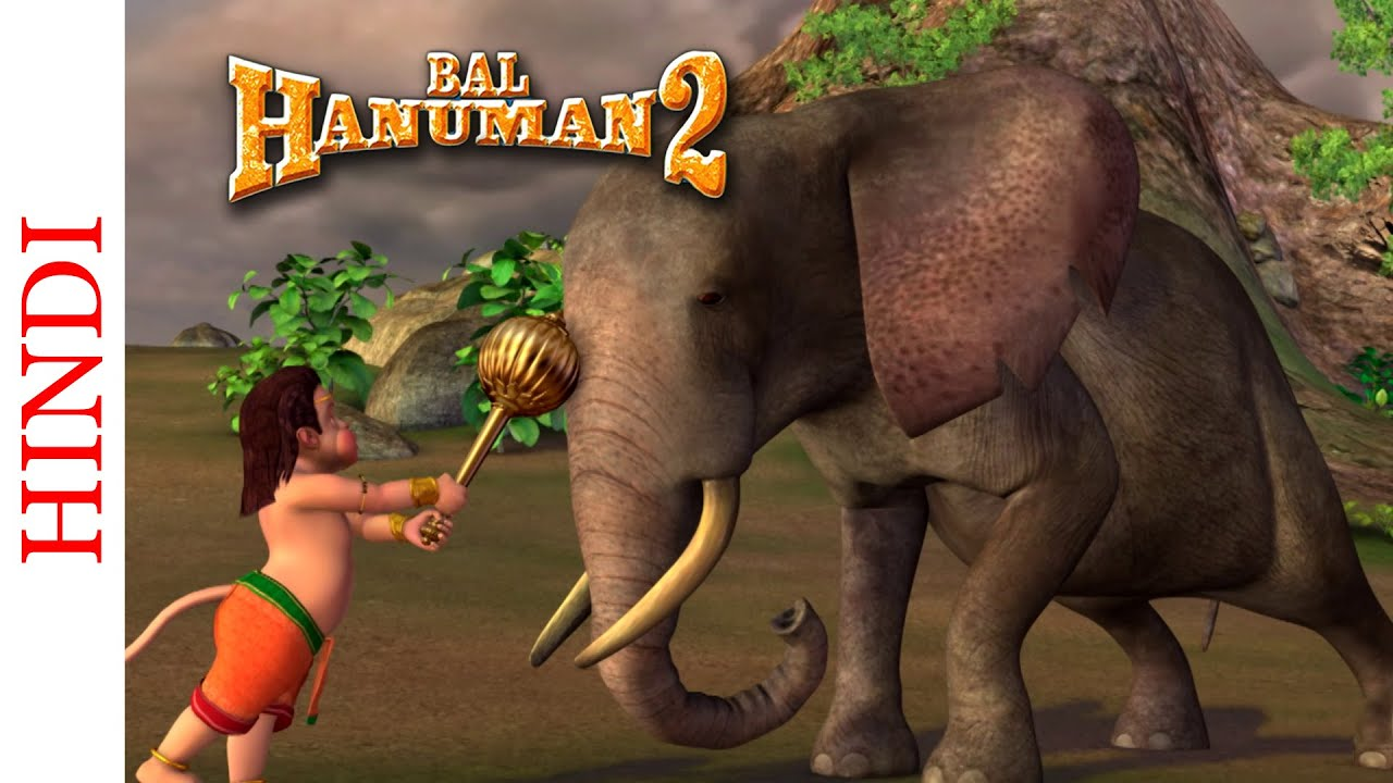 Popular Animated Movie Bal Hanuman 2 Bal Hanuman Vs The