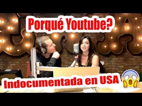 Entrevista de Radio en Mexico! Radio EXA ft Sandra Cires - Indocumentada en USA