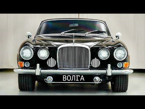 AMAZING RUSSIAN VOLGA / DIY CAR 2019