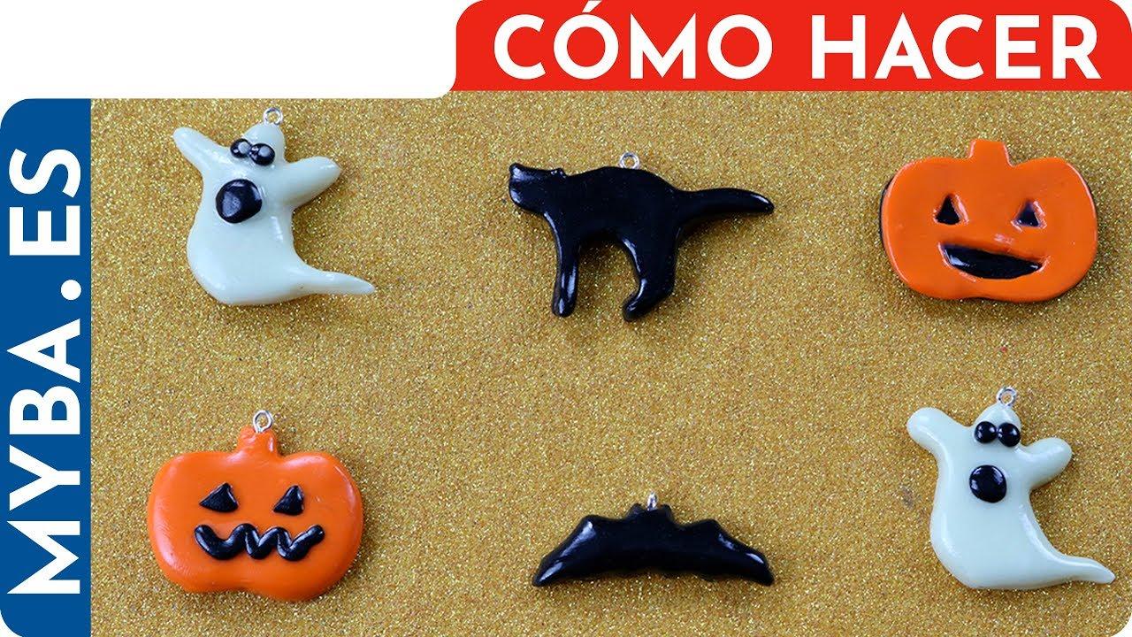 Haz adornos de halloween muy f ciles manualidades para - Manualidades muy faciles ...