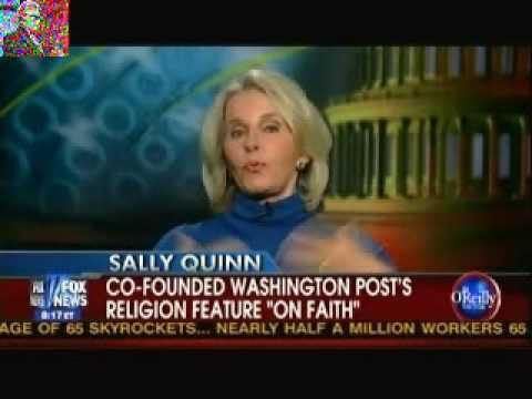 "O'Reilly, Sally Quinn Call Obama Fox Snub ""Dumb,"" ..."