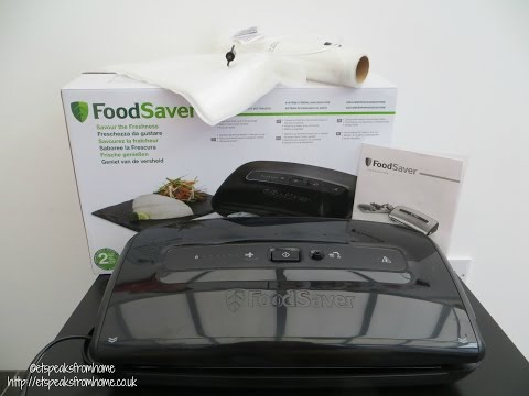 FoodSaver FFS002 Review