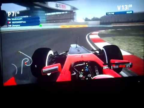 GP CHINA JULYCAVES F1 2012 LATIN CHAMPIONSHIP PS3 MXTEAM
