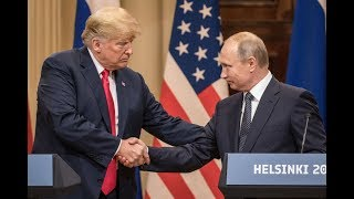 Американские политики и журналисты возмущены поведением Трампа во время встречи с Путиным