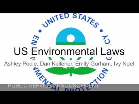 APES Environmental Law PSA - YouTube