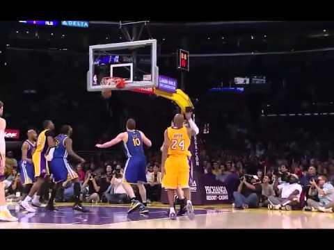 Kobe Bryant Injury vs Warriors Mix - Wing$