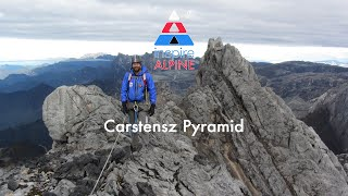 Carstensz Pyramid Glacier expedition 2011 - Triple 7 Summits