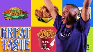 The Best Wing Restaurant | Great Taste