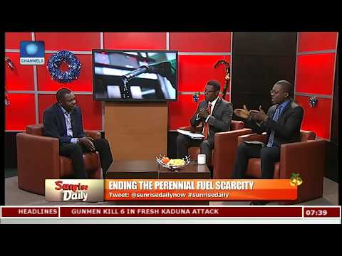 Esele Foresees Increase In Subsidy,Fuel Pump Price In 2018 Pt.3 |Sunrise Daily|