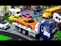 Colors for Children to Learn with Street Vehicles | Car Parking for Kids | Parking Videos for Kids