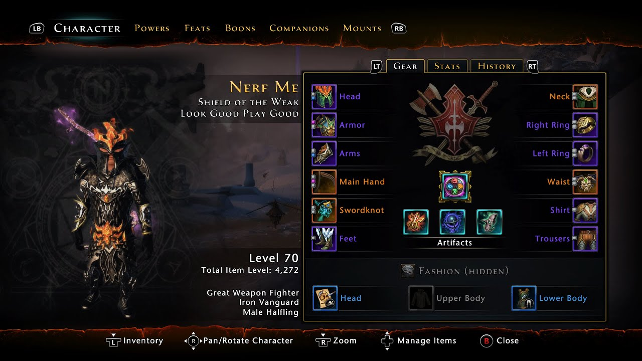Mage Pvp Build