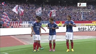 Sat, Oct 22nd, 2016 NISSAN Stadium 2016 MEIJI YASUDA J1 League 2nd ...