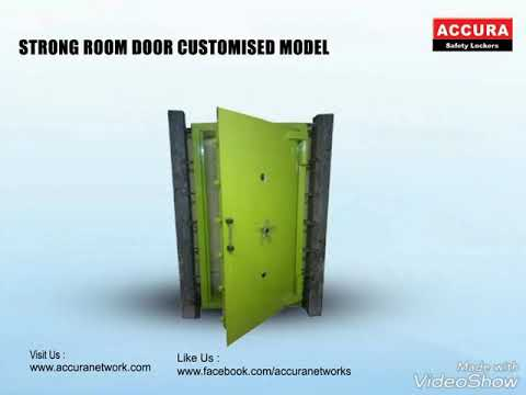 Safety lockers from Accura 9248004444