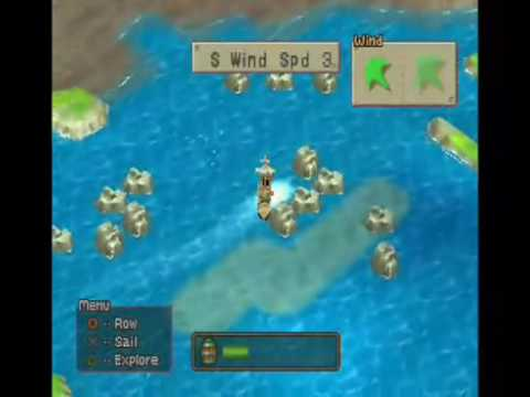 Breath of Fire IV - Finding Sea Dragon - YouTube on