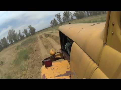 ME DRIVING THE FWD 6 X 6 DETROIT DIESEL POWER OFF ROAD