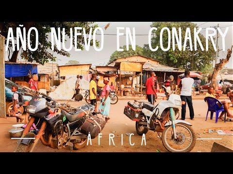 E2/V20 Año nuevo en Conakry / New year in Conakry