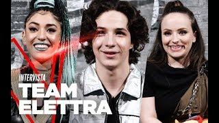 Il Team Elettra dopo le Battles di The Voice of Italy 2019