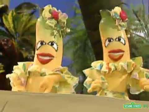 Sesame Street   One Banana