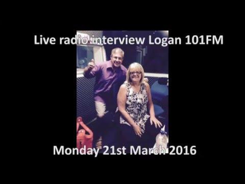 Margaret Smith Live on Logan 101FM
